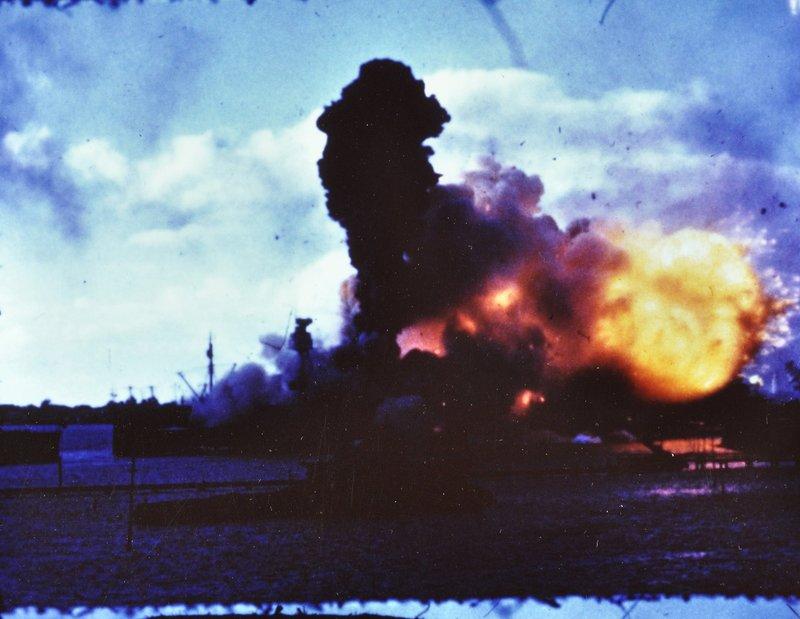 Pearl Harbor: Die Stunden danach