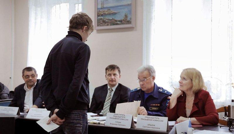 Keinen Bock auf Krieg - Wehrdienstverweigerer in Russland