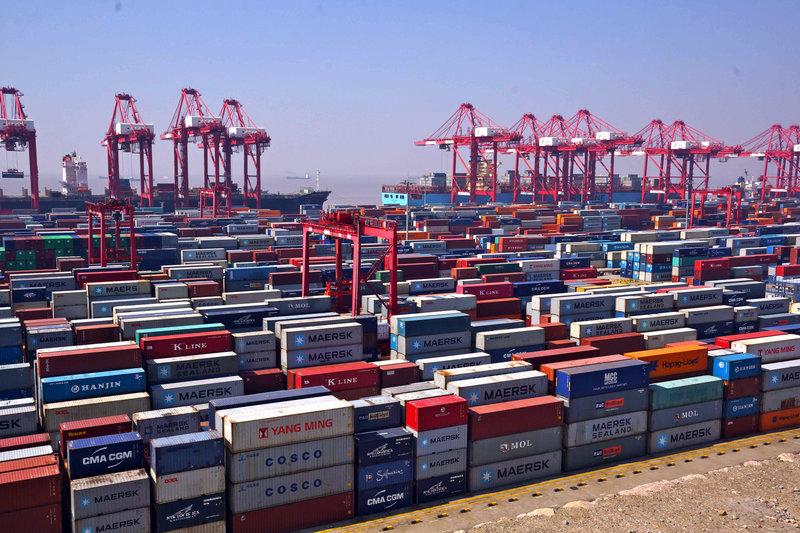Abgekartet - Welthandel auf hoher See