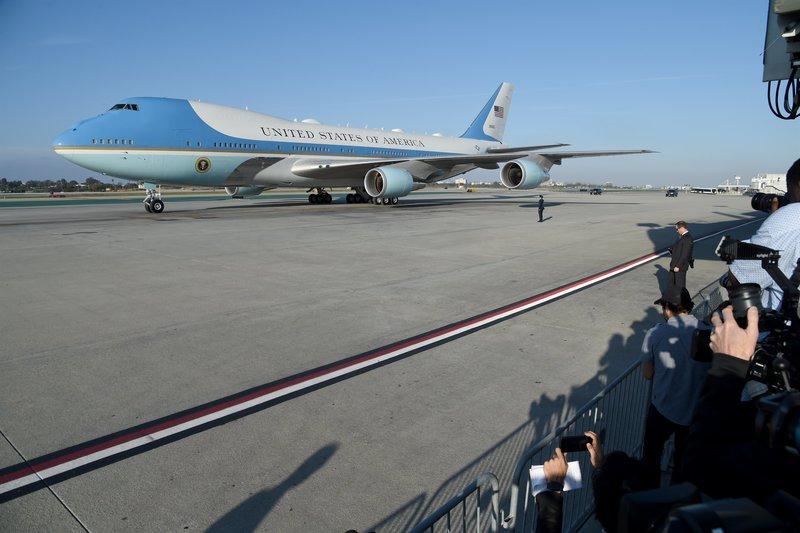 Air Force One - Die Geheimnisse der Präsidentenmaschine