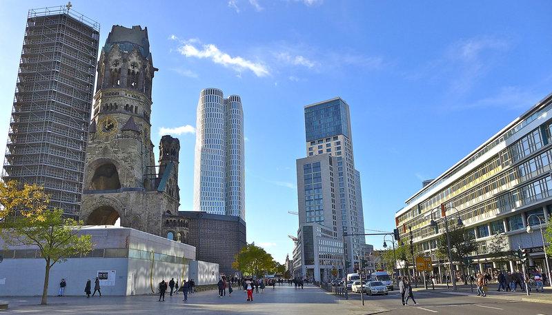 Berlin Mit Dem Bus Erfahren Der 100er