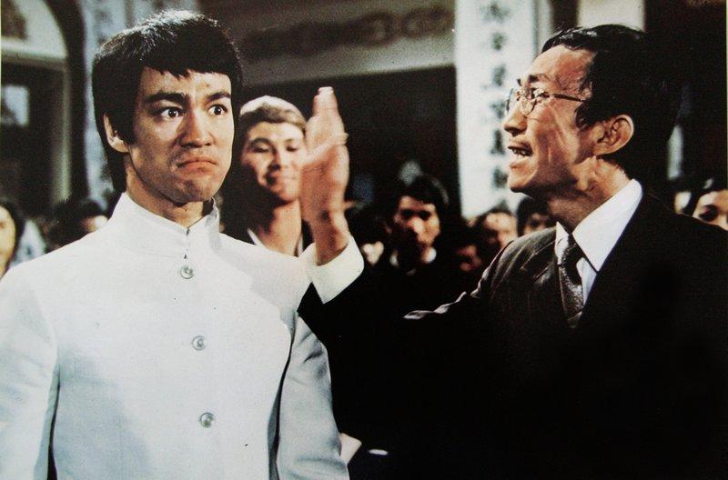 Bruce Lee Todesgrüße Aus Shanghai Stream
