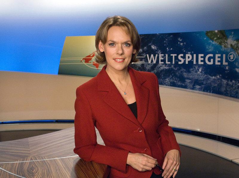 Weltspiegel Moderatorin
