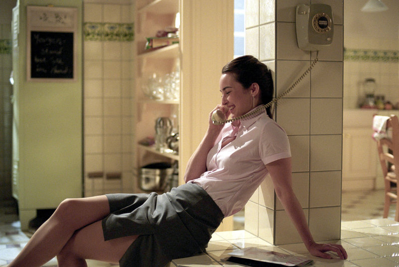 Flirten mit kollegen am telefon