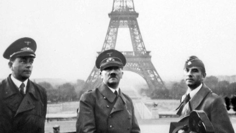 Hitler in Paris - Die unbekannte Geschichte