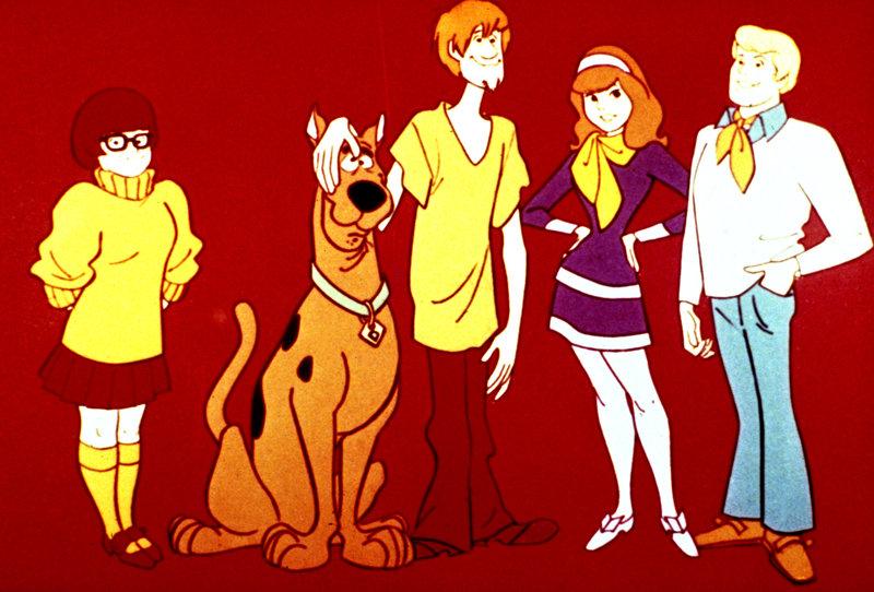 Scooby Doo Wo Bist Du
