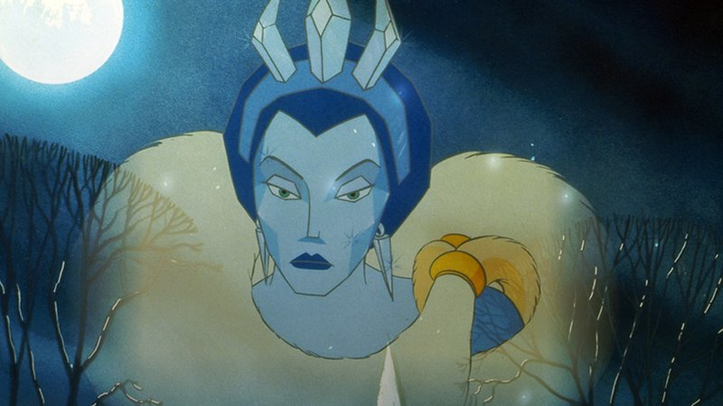 Die Schneekönigin 1995
