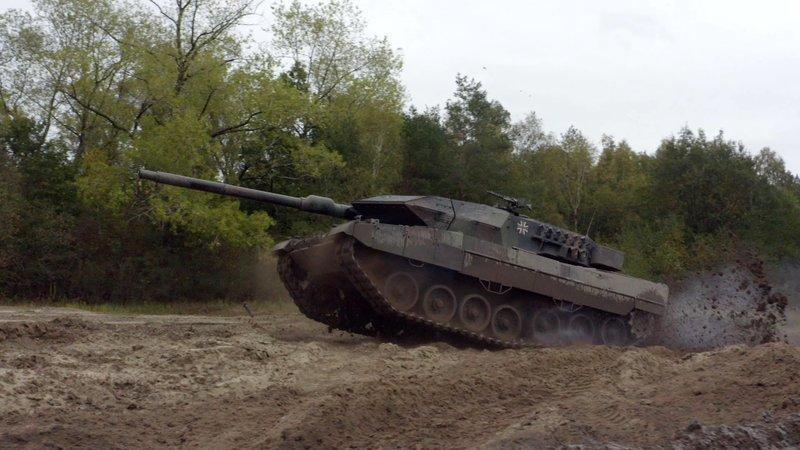 Deutsche Panzer - Technik, Entwicklung, Geschichte