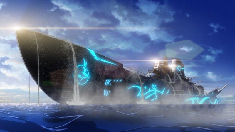Arpeggio of Blue Steel Ars Nova DC