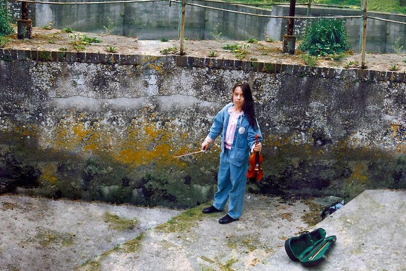 Seht mich verschwinden: Die Geschichte von Isabelle Caro