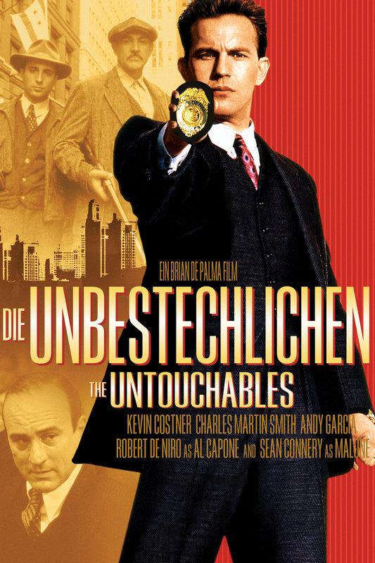 The Untouchables - Die Unbestechlichen USA, 1987 [Kevin ...
