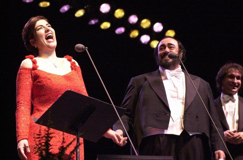 Pavarotti, ein Sänger für das Volk