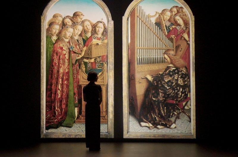 Der Genter Altar: Ein Meisterwerk der Gebrüder Van Eyck