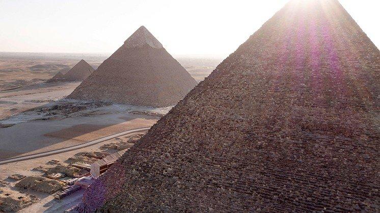 Geheimnisse der Pyramiden