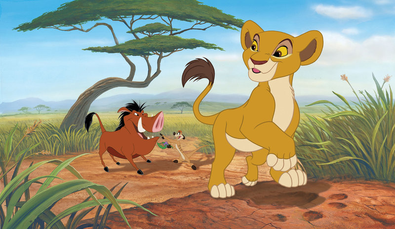 Der König der Löwen II - Simbas Königreich