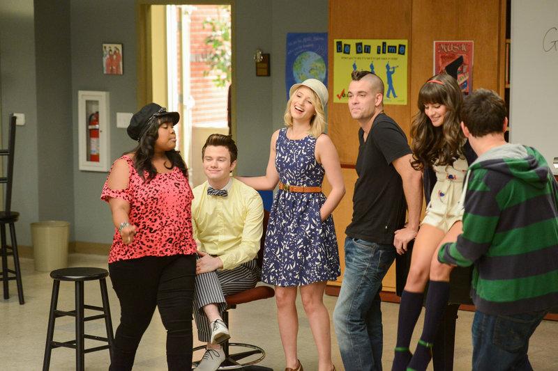 Briefe Von Sam : Glee zukunft voraus goodbye s e tv wunschliste