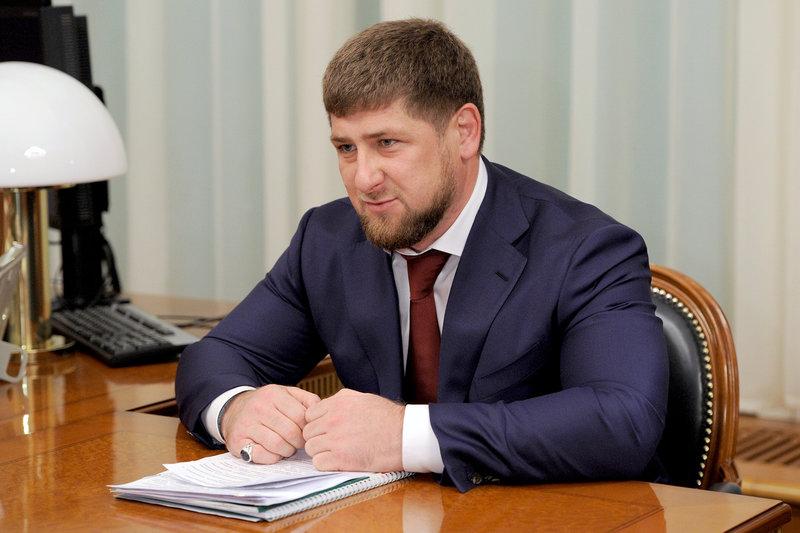 Kadyrow, der Schreckliche
