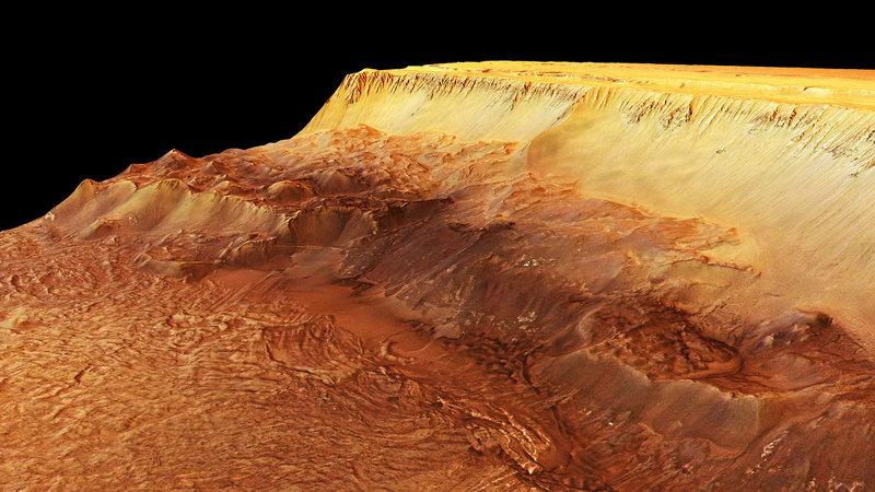 Reise zum Mars - Der Rote Planet wird erobert