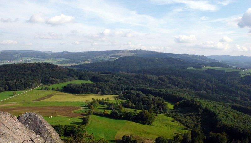 Urwald, Steppe, Felsenmeer - Naturschätze in Hessen