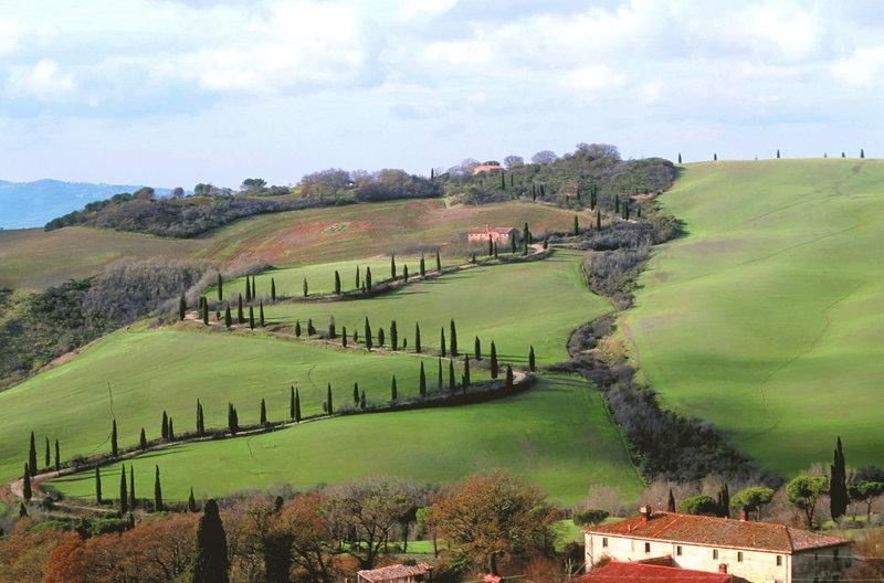 Eine Reise in die Toskana