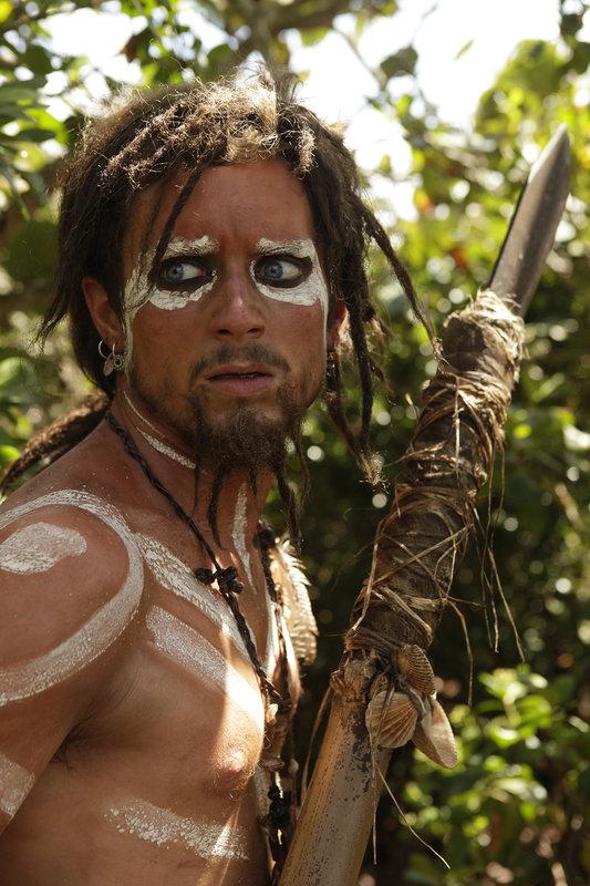 Ben Gunn In Treasure Island