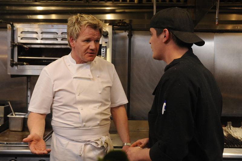 In Teufels Küche mit Gordon Ramsay Bilder - TV Wunschliste