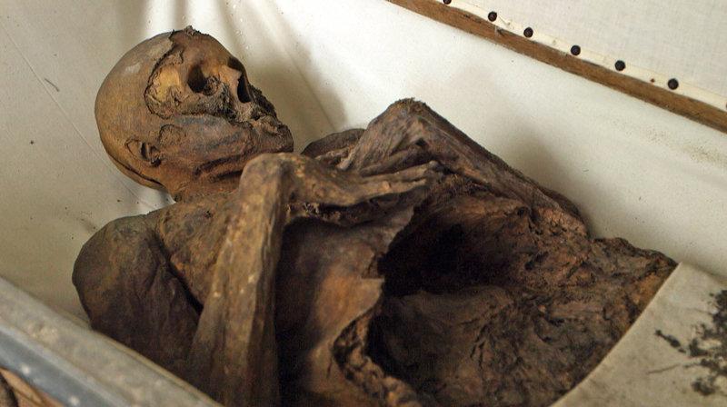 Welt der Mumien