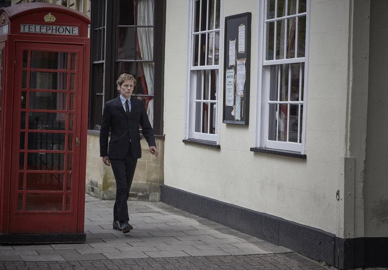 Der Junge Inspektor Morse Freie Liebe