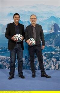Begegnung mit Brasilien