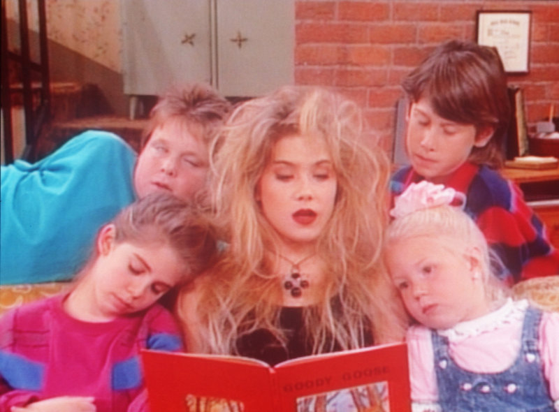 Christina Applegate Kinder