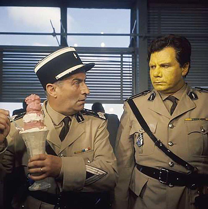 Der Gendarm vom Broadway (F, 1965) Streams, TV-Termine