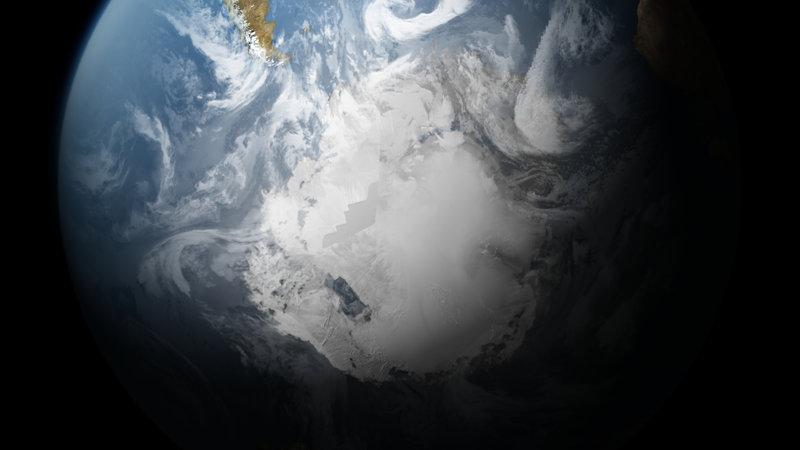 Unsere Erde aus dem All