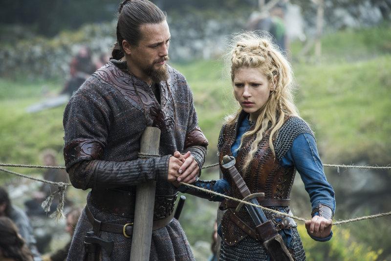 Vikings Darstellerinnen