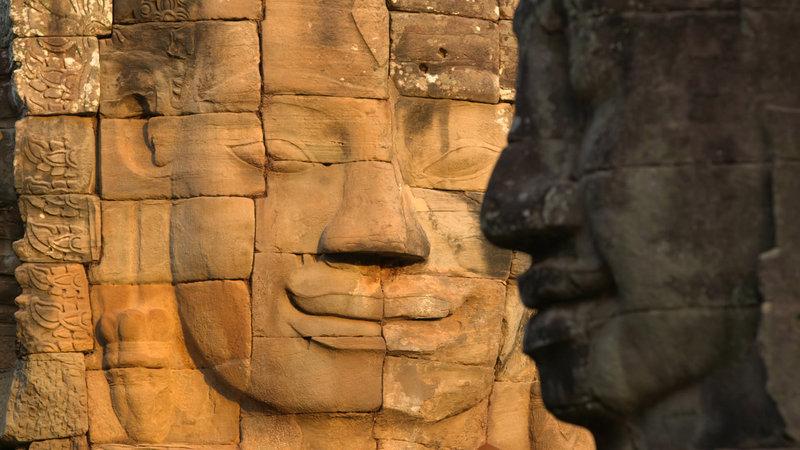 Angkor entdecken