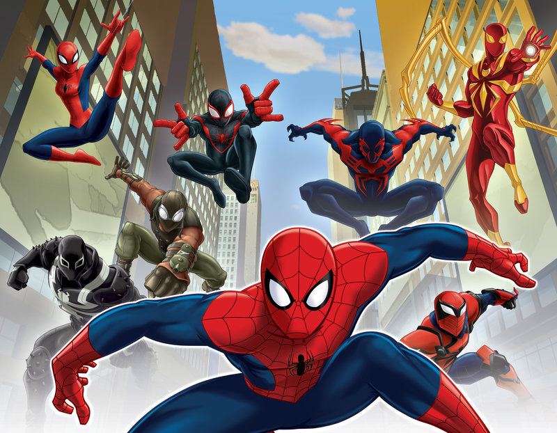 Preview: Ultimate Spider-Man: Web Warriors #10 - All-Comic.com