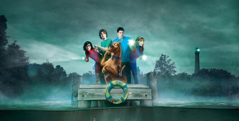 Scooby Doo Der Fluch Des Seemonsters