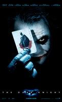 THE DARK KNIGHT - Plakatmotiv - mit Heath Ledger als Joker