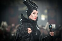 """MALEFICENT""..Maleficent (Angelina Jolie)..Photo Credit: Frank Connor..?Disney Enterprises, Inc.  All Rights Reserved.."