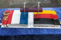 Deutsch-Französische Konditorenkunst anlässlich der Grenzöffnung a. 15.06.2020