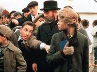 Neunzehnhundert (Tim Roth) will nicht, dass seine große Liebe (Melanie Thierry) von Bord geht.