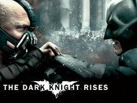 The Dark Knight Rises - Artwork