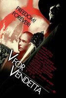 Vendetta (Hugo Weaving, r.) ist ein maskierter Freiheitskämpfer, der im Kampf gegen einen autoritären Staat seine persönliche Rache verfolgt und gleichzeitig einen gesellschaftlichen sowie politischen Umsturz vorbereitet. Evey (Natalie Portman, l.) kommt ihm dabei gerade recht ...