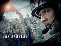 San Andreas - Artwork