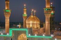 SRF DOK: Im Schatten der Moschee Zeitehe als religiöser Deckmantel für Prostitution: Die Moschee von Kazimiyya  Copyright: SRF