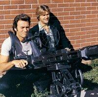 Thunderbolt (Clint Eastwood, l.); Lightfoot (Jeff Bridges, r.)