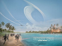 Rogue One: A Star Wars Story - Artwork