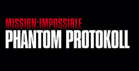 """Mission Impossible - Phantom Protokoll"" -Logo"