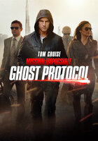 """""""Mission Impossible - Phantom Protokoll"""" - Plakatmotiv"""