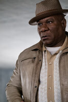 Luther Stickell (Ving Rhames)