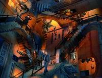 Nachts im Museum - Das geheimnisvolle Grabmal - Artwork